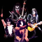 Kiss(ロックバンド)の身長がヤバい!メイクやすっぴんは?