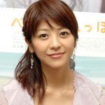 白石美帆とV6長野博が年の差熱愛で結婚引退か?2人の馴れ初めは?